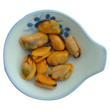 Frozen Boiled Mussels (Замороженные Вареные мидии)