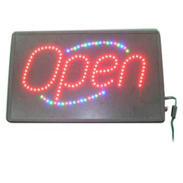 LED Sign (Светодиодная вывеска)