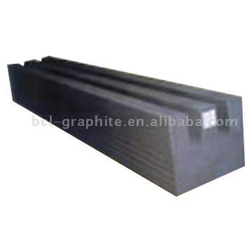 Partial Graphite Carbon Block for Aluminum (Частичное графита углеродного блока алюминиевая)