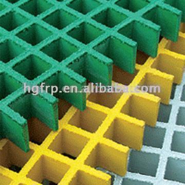 Fiberglass Grating / Sewage, Stair Tread