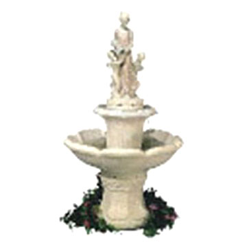 Fiberglass Water Fountain