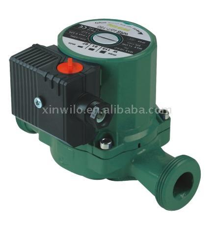CIRCULATING PUMP GOING (HOT WATER BOILER, RADIATOR SYSTEM)? - HOME