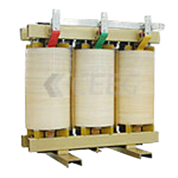Semi-Enveloped Dry Type Power Transformer (Полу-Enveloped Сухие трансформаторы типа Power)