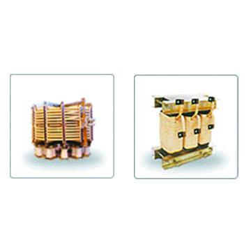 Dry Type Reactors (Сухие реакторы типа)