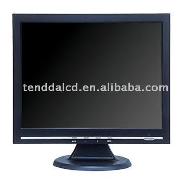 """15"""" LCD Monitor (15 """"ЖК-монитор)"""