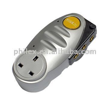 Plug-In Signal Booster