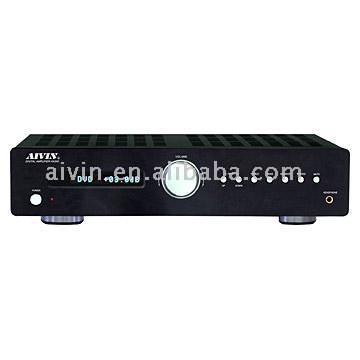 Hi-Fi Stereo Built-In Amplifier (Hallo-Fi-Stereo-Built-In Verstärker)