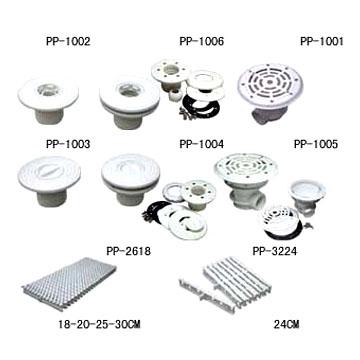 Accessories for Spa & Swimming Pool (Аксессуары для Spa & плавательный бассейн)