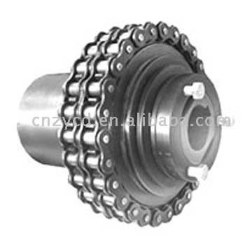 Roller Chain Coupling (Roller Chain связь)