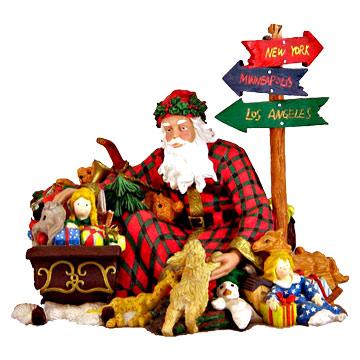 Santa Claus (Санта Клаус)
