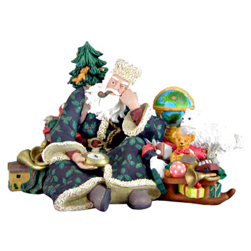Santa Claus Craft (Санта Клаус Craft)