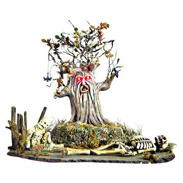 Ghost and Tree (Призрак и дерево)