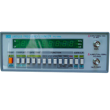 Frequency Counter (Frequency Counter)