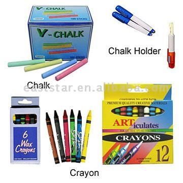Chalks & Crayons