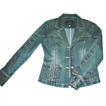 Мужские и женские джинсовые куртки