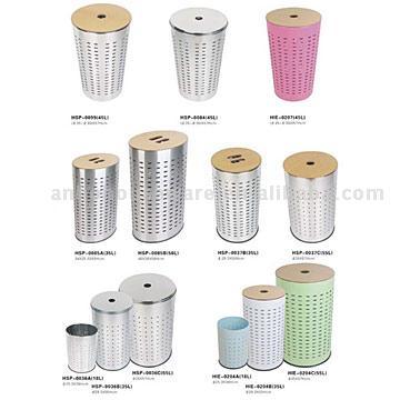 Laundry Bins (Прачечной для отходов)