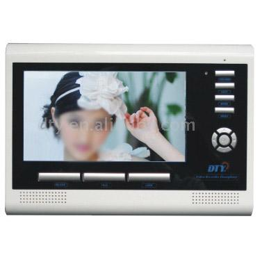 Digital Motion Detection Video Record Door Phone (Digital Motion-Detection-Video Record Door Phone)