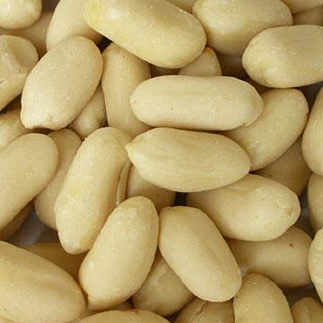 Blanched Peanut Kernels (Бланшированные ядра арахиса)