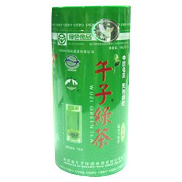 Wuzi Green Tea (Treasure) (Wuzi зеленый чай (клад))