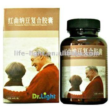 Monascus Natto Compound Capsule (Monascus Natto Compound Capsule)