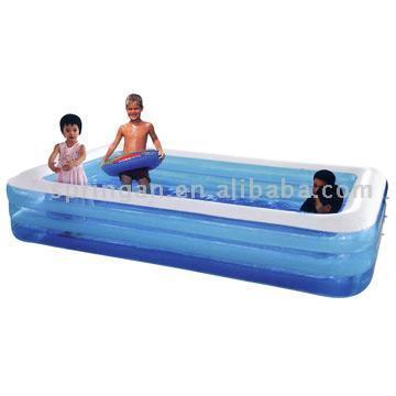 Inflatable Pool (Надувной бассейн)