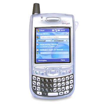 PDA Accessories- Silicon Case for Treo 700W (КПК аксессуары-Силикон случай для Treo 700W)