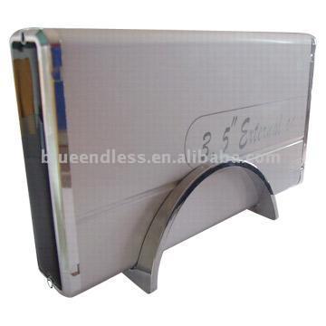 IDE + SATA to USB HDD Enclosure (IDE + SATA на USB HDD Enclosure)