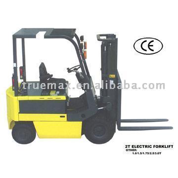 Electric Forklift Truck (Electric Forklift Truck)