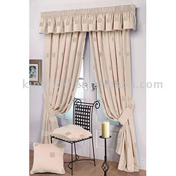 Permanent Flame Retardant Curtain