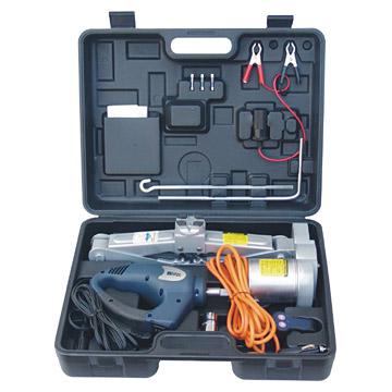 Electrical Jack and Impact Wrench Kit (Электрическая Джек и Ударный гайковерт Kit)