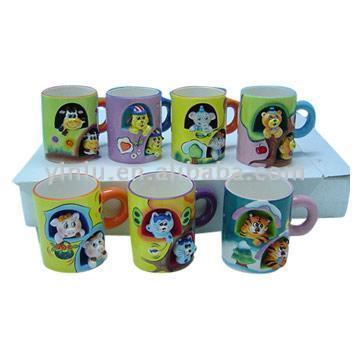 Dolomite Cartoon Mug S/6 (Доломит Cartoon Кружка S / 6)