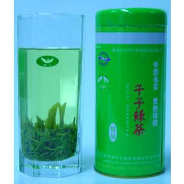 Wuzi Green Tea (Choice Goods) (Wuzi Зеленый чай (Выбор товаров))