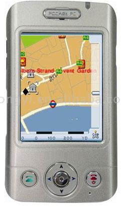 GPS Skype Smartphone With Bluetooth