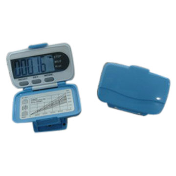 4 Functions Pedometer