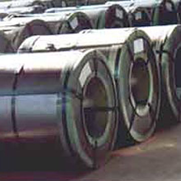 Cold Rolled Steel Plates & Coils