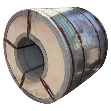 Galvanized Steel Plates, Coils & Strips
