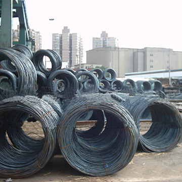Wire Rod Steel Coils