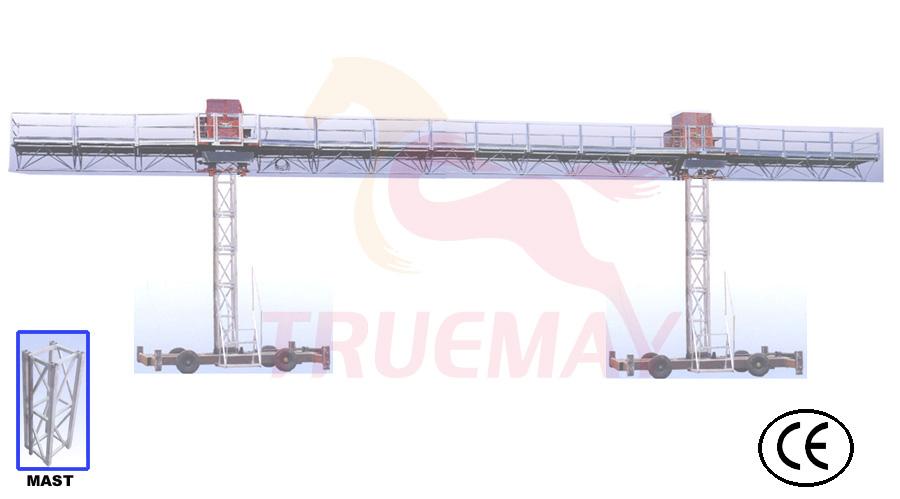 Construction Platform (Строительство платформы)
