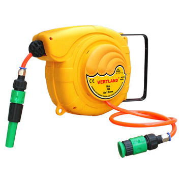 Auto-Rewind Water Hose Reel (Auto-Rewind Water Hose Reel)