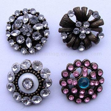 Metal Buttons (Металлические пуговицы)