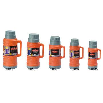 Vacuum Flasks, Coffee Bottle, Plastic Products (Термоса, кофе бутылки, пластмассовые изделия)