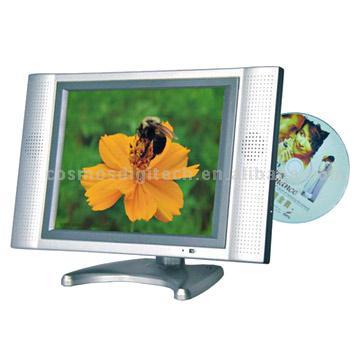 """10.4"""" Portable LCD DVD / TV / AV / VGA (10.4 """"ЖК портативный DVD / TV / AV / VGA)"""