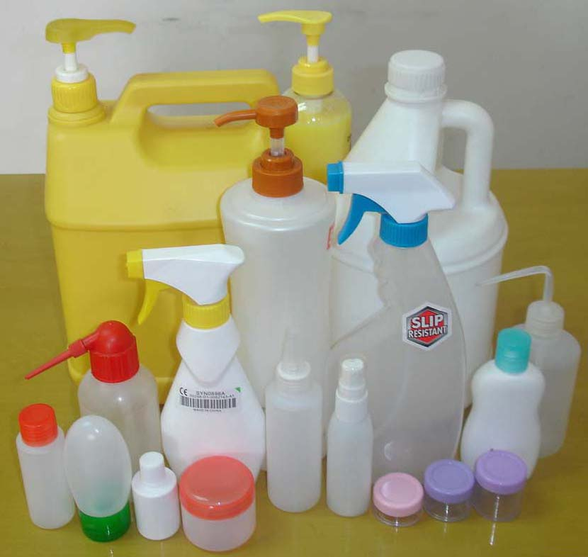 Glue Water Bottles (Клей бутылки с водой)