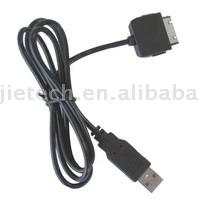 USB Hot Sync/Charging Cable for Microsoft Zune (USB Hot Sync / Charge Cable for Microsoft Zune)