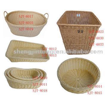 PP Rattan Basket (ПП корзины из ротанга)