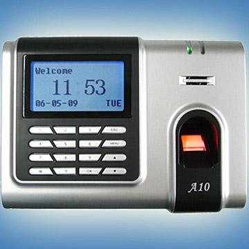 Fingerprint Time Attendance and Access Control (Fingerprint дневного обучения и контроля доступа)