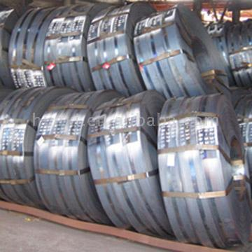 Hot Rolled Steel Strips (Горячекатаной стали полосы)