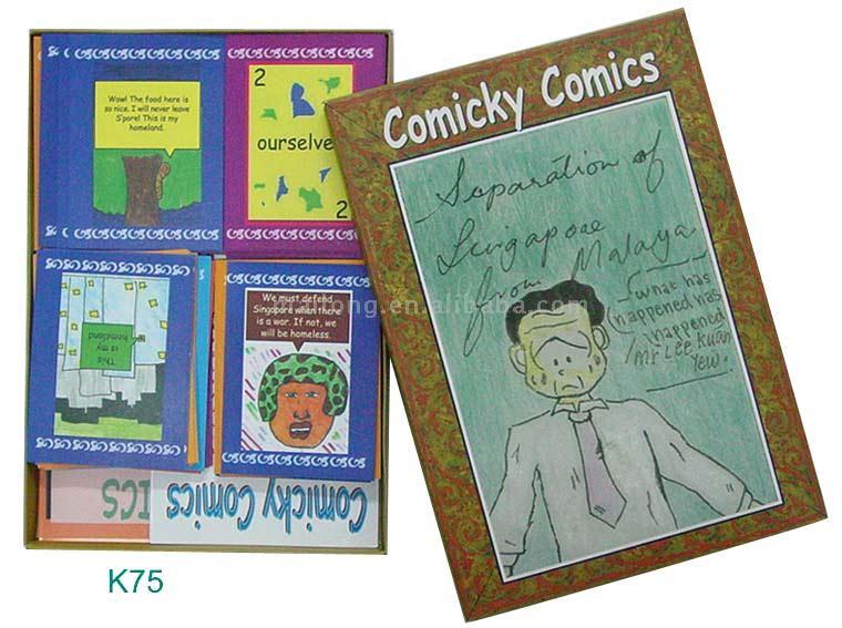Study Card for Children (Изучение карты для детей)