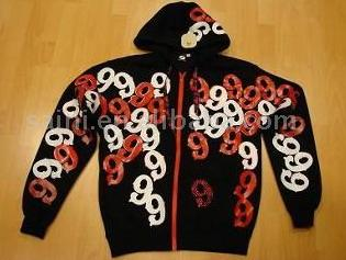 Fashion Designer CLH Hooded Jacket & GGG Hoody
