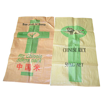 Plastic Woven Bags